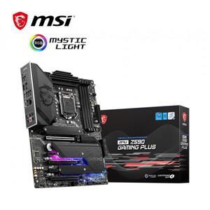微星MSI MPG Z590 GAMING PLUS Intel 主機板
