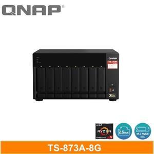 QNAP TS - 873A - 8G 網路儲存伺服器