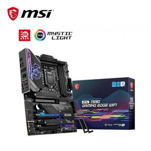 微星MSI MPG Z590 GAMING EDGE WIFI Intel 主機板