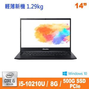 Genuine捷元14X 筆記型電腦 (Core i)