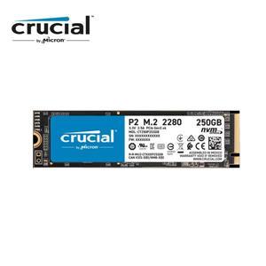 Micron Crucial P2 250GB ( PCIe M . 2 ) SSD