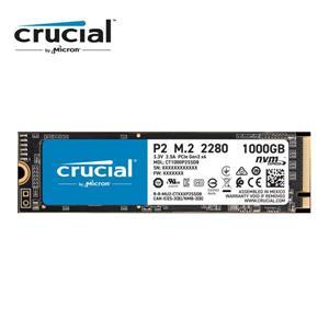 Micron Crucial P2 1TB ( PCIe M . 2 ) SSD