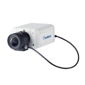 Geovision奇偶 GV - BX2700 - FD 200萬畫素變焦低照度室內型人臉偵測單槍型攝影機(3 ~ 10 . 5mm)