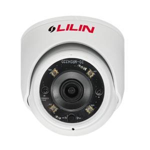 LILIN 利凌 P2R6852E4 500萬畫素30米紅外線迷你半球型網路攝影機(4mm)