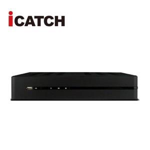 ICATCH KMQ - 0828MU - K 8CH 500萬畫素多合一DVR監控錄影主機