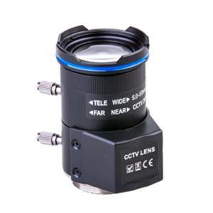 LILIN 利凌 PLH - 0550MA - 4M 400萬畫素電動變焦光圈鏡頭(5 - 50mm)