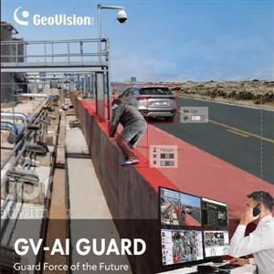 Geovision奇偶 GV - AI Guard 1ch軟體授權