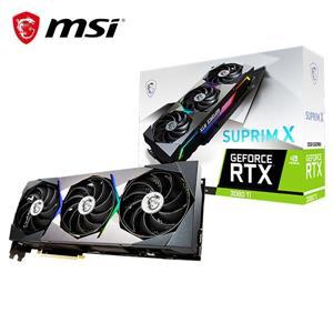 微星MSI RTX 3080 Ti 12G SUPRIM X PCI - E顯示卡