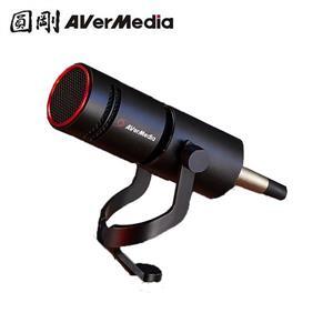 圓剛黑鳩 動圈式 XLR麥克風 AM330