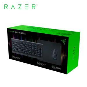 雷蛇Razer Level Up Bundle 3合1有線套組(鍵盤+滑鼠+滑鼠墊)