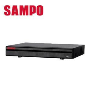 Sampo DR - TW1516H - 4K H . 265 16 路智慧型五合一4K XVR錄影主機