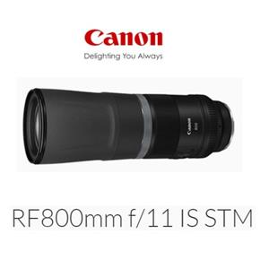 CANON RF800MM F11 STM超遠攝定焦鏡頭