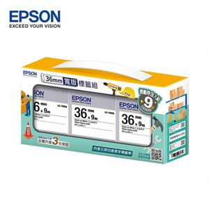 EPSON 7112903 36mm寬版標籤組