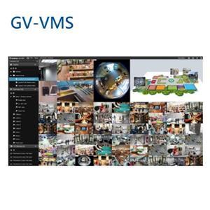 Geovision 奇偶 GV - VMS影像管理軟體授權 1ch