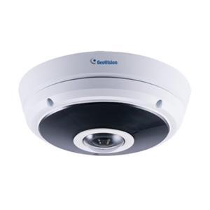 Geovision奇偶GV - EFER3700 - W300萬畫素20米紅外線魚眼型網路攝影機(1 . 24mm)