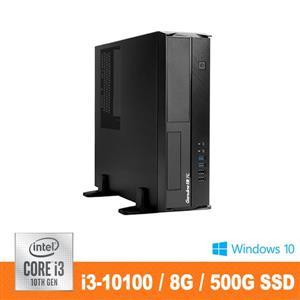 Genuine捷元 BK888 迷你塔型電腦 (11 . 5L)