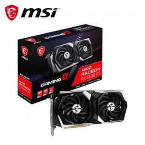 微星MSI Radeon RX 6600 XT 8G GAMING X AMD顯示卡