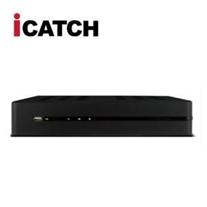 ICATCH KMH - 0428EU - PM01 4CH 500萬畫素多合一DVR監控錄影主機