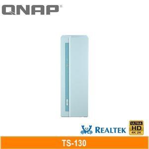 QNAP TS - 130 網路儲存伺服器