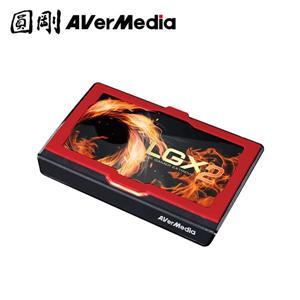 圓剛LGX2 個性化實況擷取盒GC551