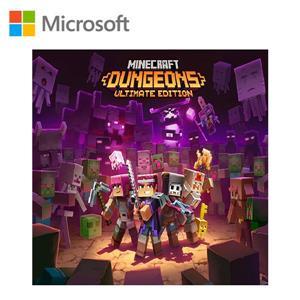 微軟Xbox 我的世界 地下城 終極版繁體中文(實體版)