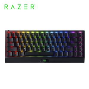 雷蛇Razer BlackWidow 黑寡婦 V3 Mini【黃軸】無線機械式RGB鍵盤