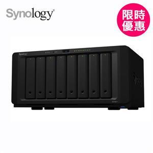 【限量30台】Synology DS1821 + 優惠大回饋!!