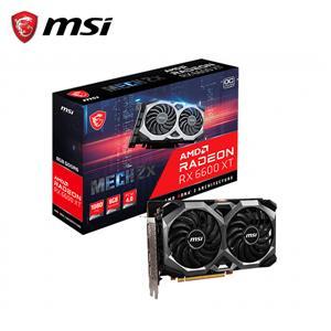 微星MSI Radeon RX 6600 XT 8G MECH 2X OCV1 AMD顯示卡