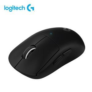 羅技 PRO X無線輕量化電競滑鼠(黑)