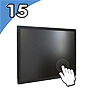 Nextech M系列 15吋 電阻式觸控螢幕(腳座選配)