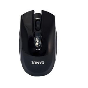 KINYO GBM1800B 藍牙無線滑鼠(黑)
