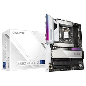 技嘉GIGABYTE Z590 VISION G INTEL主機板