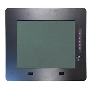 Nextech M系列 17吋 觸控螢幕專用面板前飾掛版 (Panel Mount Kit)